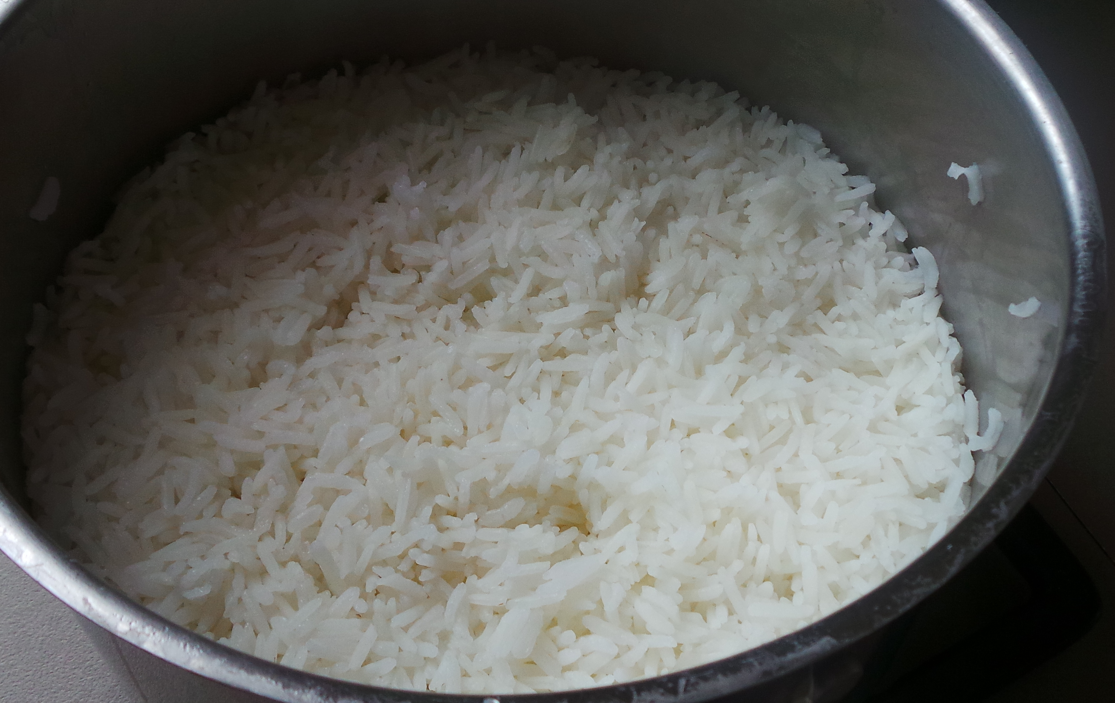 How to cook plain old rice (without tears or a rice cooker ...