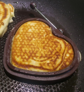 I heart pancakes...
