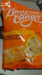 Buderim Crystallised ginger