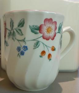 The mug.