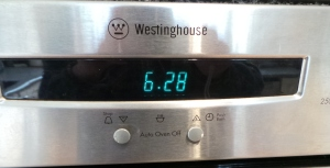 Use the timer on your oven
