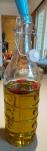 Hot chilli oil.