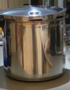 23 quart pressure canner