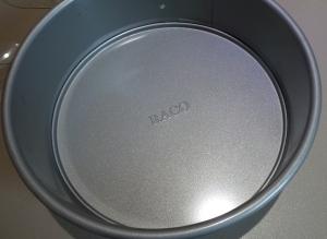 A springform tin